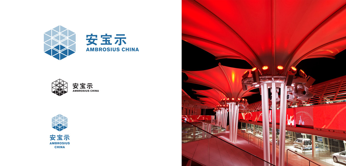 Corporate Design for China and International